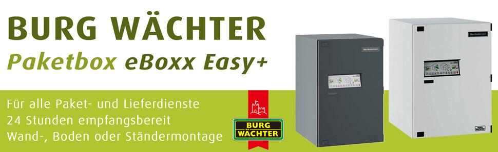 Burg Wächter eBoxx EASY+