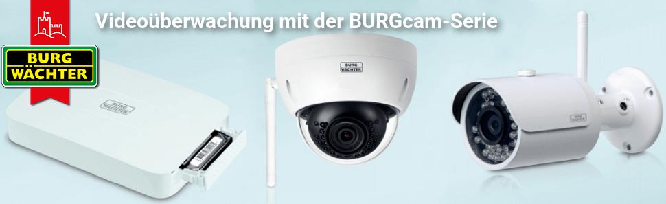 Burg Wächter BURGcam