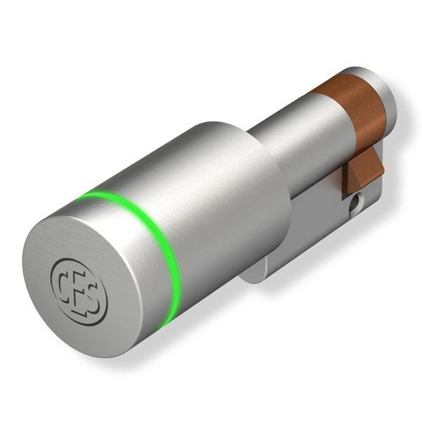 CES Omega Flex Mifare digitaler Knauf-Halbzylinder
