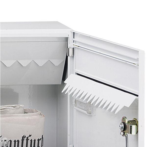 renz briefkasten classic 17 liter mit schr geinwurf rs50 c4 briefk sten postk sten. Black Bedroom Furniture Sets. Home Design Ideas