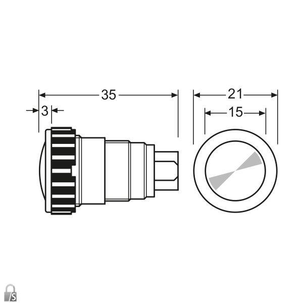 renz klingelknopf rsa1 ersatzteile postk sten. Black Bedroom Furniture Sets. Home Design Ideas
