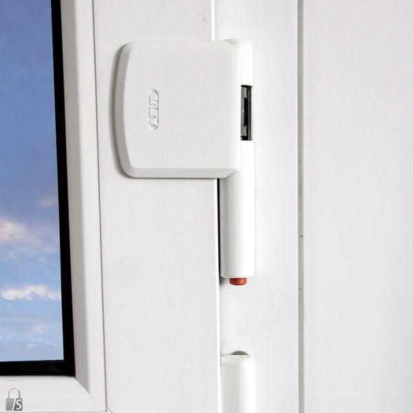 abus fensterband sicherung fas101 fenstersicherungen fensterzusatzsicherungen. Black Bedroom Furniture Sets. Home Design Ideas