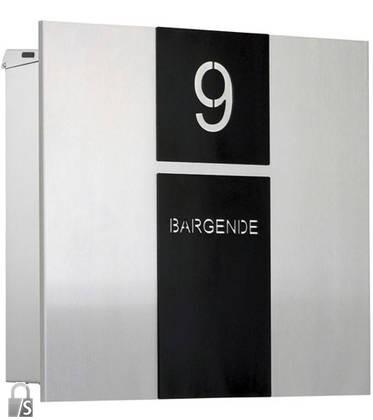 knobloch briefkasten berlin briefk sten postk sten. Black Bedroom Furniture Sets. Home Design Ideas