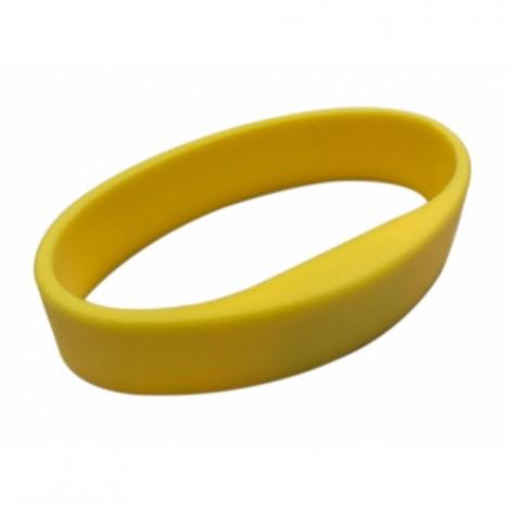 SALTO Silkonarmband MIFARE® Größe L 1KB (gelb)