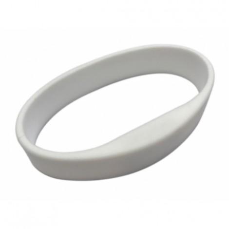 SALTO Silikonarmband MIFARE® Größe L 1KB (weiß)