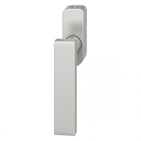 FSB Fenstergriff 1003 - abschließbar - F1 Aluminium Natur