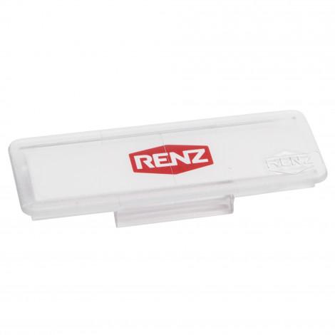 RENZ Namensschild ohne Sperre 65 x 22 97-9-82033