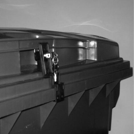 CTS Müllcontainerverschluss für Sulo-Flachdeckel 1100 l
