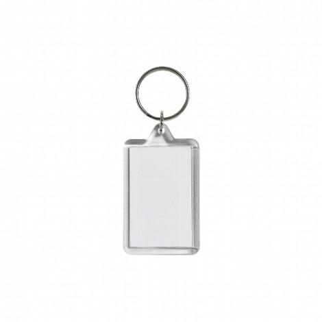 Schlüsselanhänger aus Plexiglas klein