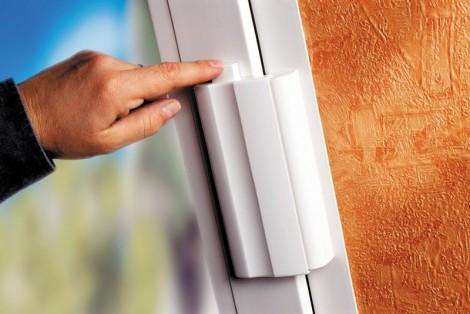 Burg Wächter Hochsicherheits-Fenstersicherung WinSafe WX 4