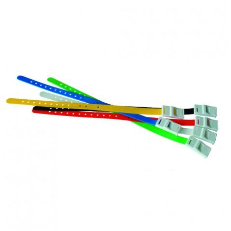PVC-Armband für Benutzerschlüssel