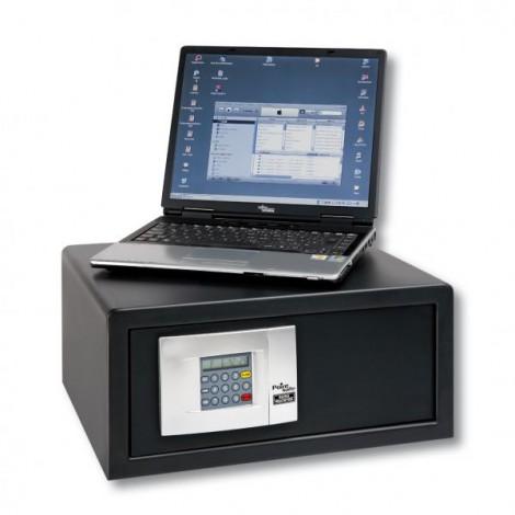Burg Wächter Laptopsafe Point Safe mit PIN-Code Tastatur