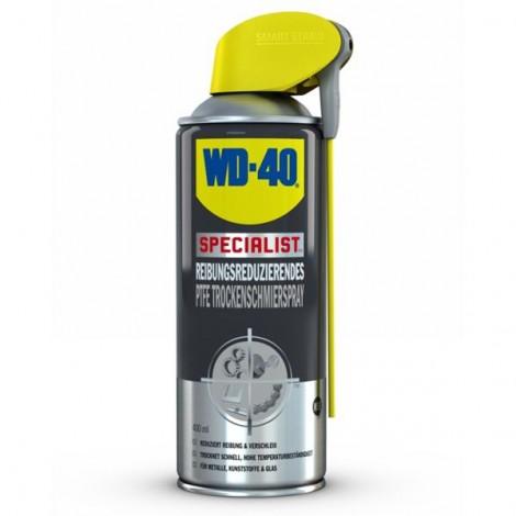 WD 40 Specialist - reibungsreduzierendes PTFE Trockenschmierspray 400 ml Smart Straw Dose