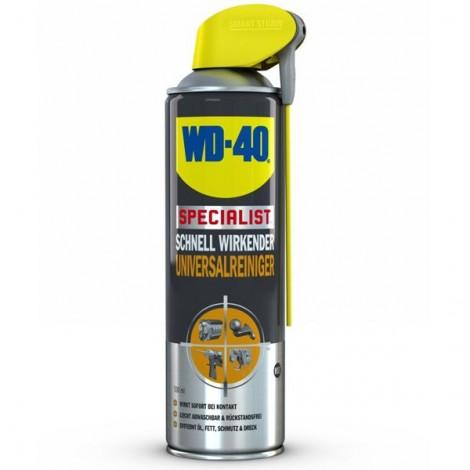 WD 40 Specialist - Schnell wirkender Universalreiniger 500 ml Smart Straw Dose