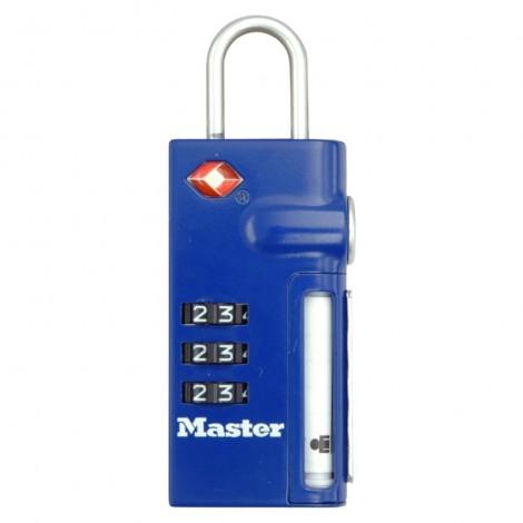 Master Lock TSA Vorhangschloss 4693