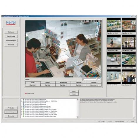HeiTel Videoüberwachungssoftware CamControl PRO