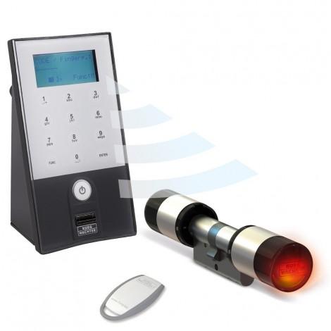 Burg Wächter secuENTRY Elektronik Entry 5702 Fingerprint