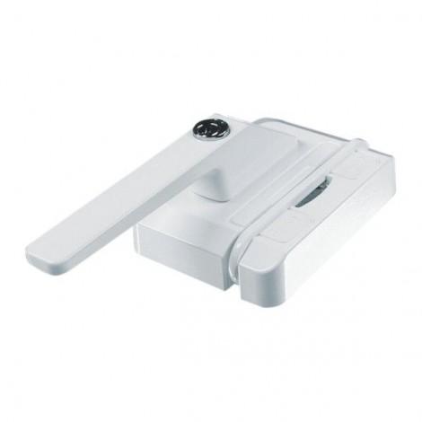 ABUS Fenster-Zusatzschloss FO500 in weiß