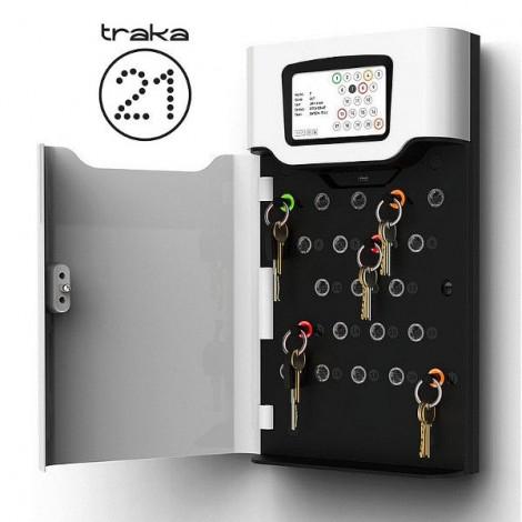TRAKA21 die intelligente RFID-Schlüsselbox