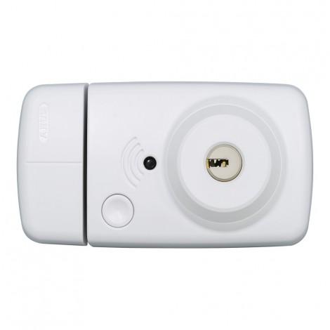 ABUS Tür-Zusatzschloss 7025A in weiß