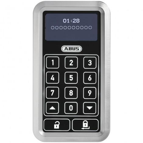 ABUS HomeTec Pro Funk-Tastatur CFT3000 in silber