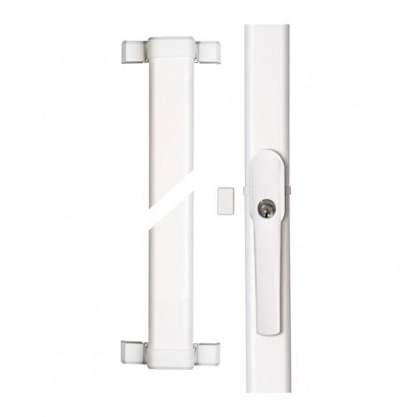 ABUS Secvest Funk-Fensterstangenschloss FOS 550 E weiß