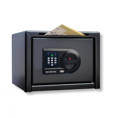 Burg Wächter Tresor Home Safe H 3 C4 mit PIN-Code Tastatur und Einwurfschlitz