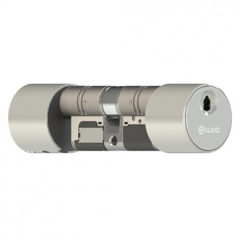 iLOQ S10 digitaler Europrofil-Doppelknaufzylinder D10S.200.SB / D10S.210.SB / D10S.220.SB