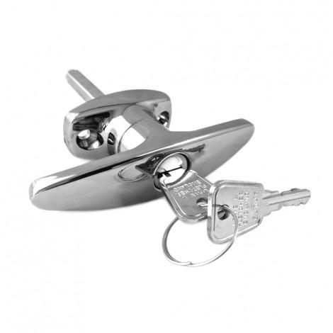 Kreuzgriff für Garagentore TGL mit Schlüssel