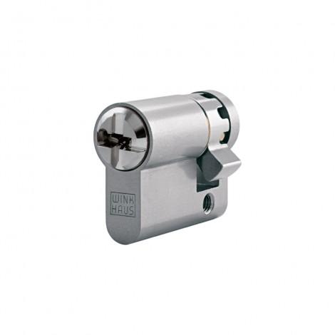 Winkhaus keyTec N-tra+ Halbzylinder