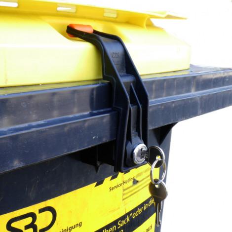 CTS Mülltonnenverschluss für Sulo Mülltonne bis 240l