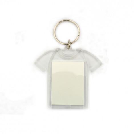 Schlüsselanhänger - Portrait T-Shirt