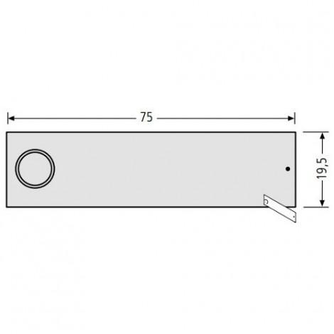 renz rsa2 kompakt namenschild ohne gravur ersatzteile. Black Bedroom Furniture Sets. Home Design Ideas