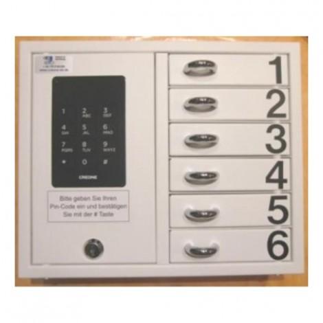 CREONE Zubehör für KeyBox Ziffernsatz 1-6