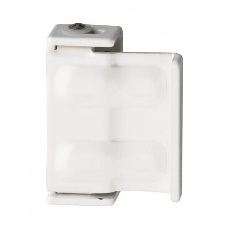 ABUS Fenster-Sicherheitswinkel SW1 in weiß
