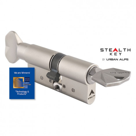 UrbanAlps Stealth Key Knaufzylinder