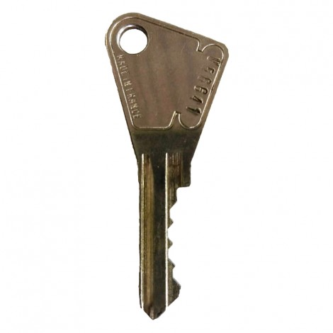 Vachette Ersatzschlüssel
