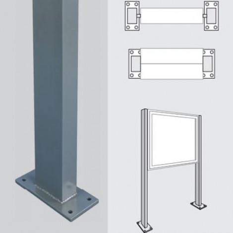 WSM - Ständer 100 x 60 zum Aufdübeln