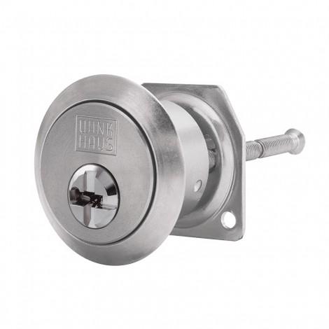 Winkhaus keyTec N-tra+ Außenzylinder Typ 27/10