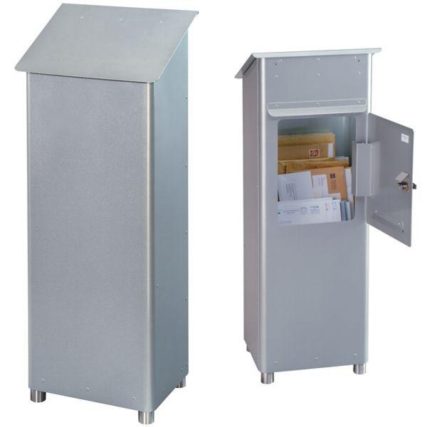 heibi briefkasten gran securo 3 briefk sten postk sten sicherheitstechnik shop. Black Bedroom Furniture Sets. Home Design Ideas
