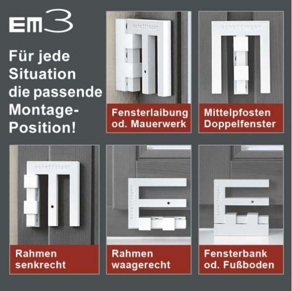 scheffinger em3 riegel fenstersicherungen. Black Bedroom Furniture Sets. Home Design Ideas