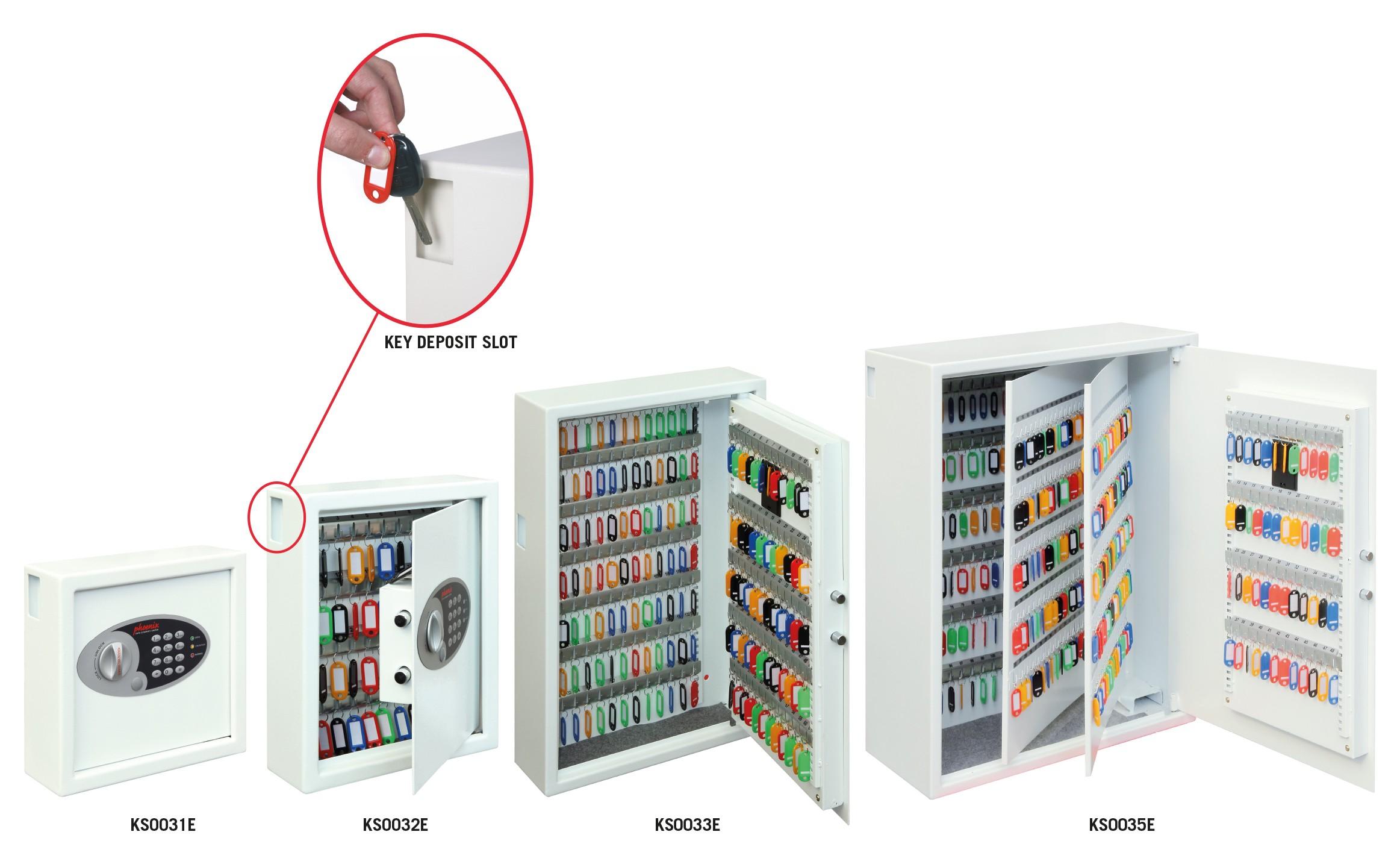 Phoenix Safe Schlüsselschrank KS 0030 - Schlüsselkästen ...