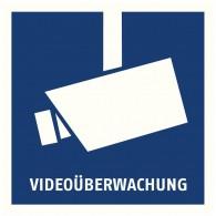Warnaufkleber Videoüberwachung AU1500
