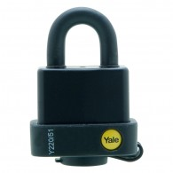 YALE wetterfestes Premium-Vorhangschloss Y220 51mm