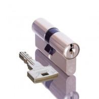 ABUS Pfaffenhain Wavy Line Pro Doppelzylinder