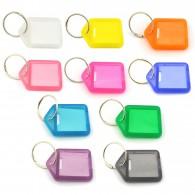 Reiher Schlüsselanhänger m. Schlüsselring, klein