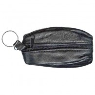Reiher Schlüsseltasche aus Leder