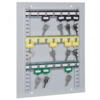 FORMAT Wand-Schlüsseltafel WT 21 (Schlüssel & Schlüsselanhänger sind nicht im Lieferumfang enthalten