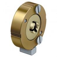 IKON Einbausicherung - 6-stiftig - rund - ohne Sicherungskarte