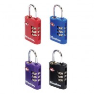 Master Lock 2er TSA Zahlen-Vorhangschloss Set